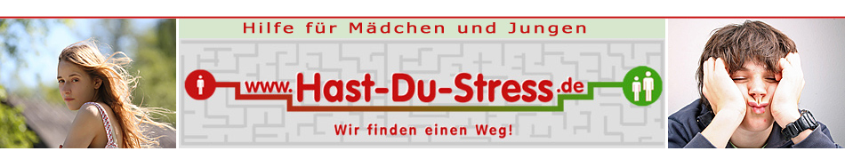 Logo Hast du Stress