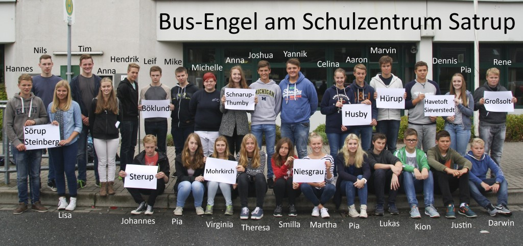 Bus-Engel