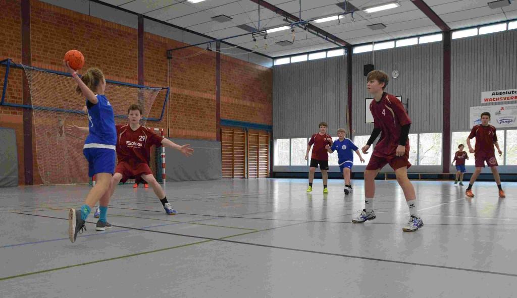 Handball Tunier (1)