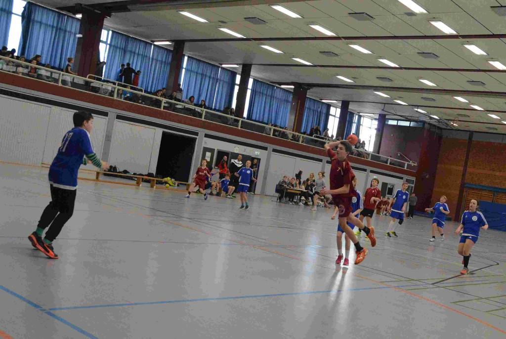 Handball Tunier (2)
