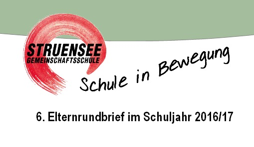 6. Elternrundbrief