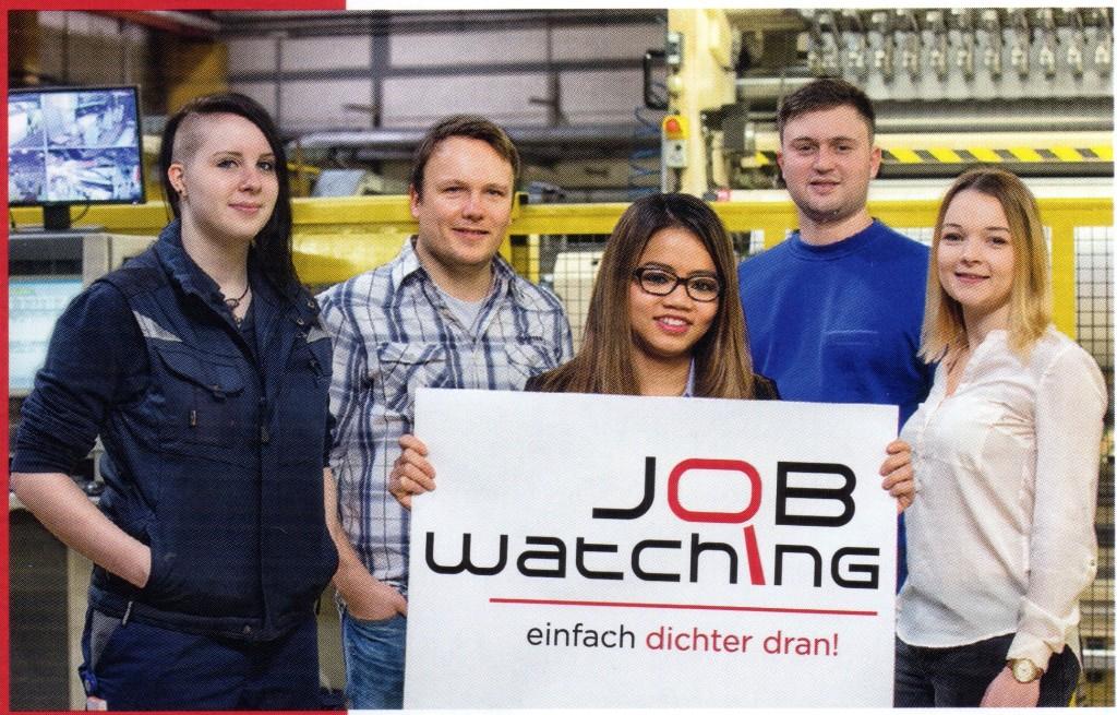 Bild JobWatching