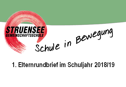 Elternrundbrief 1