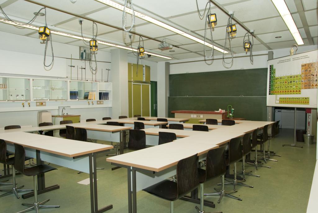 Fachraum Chemie 2