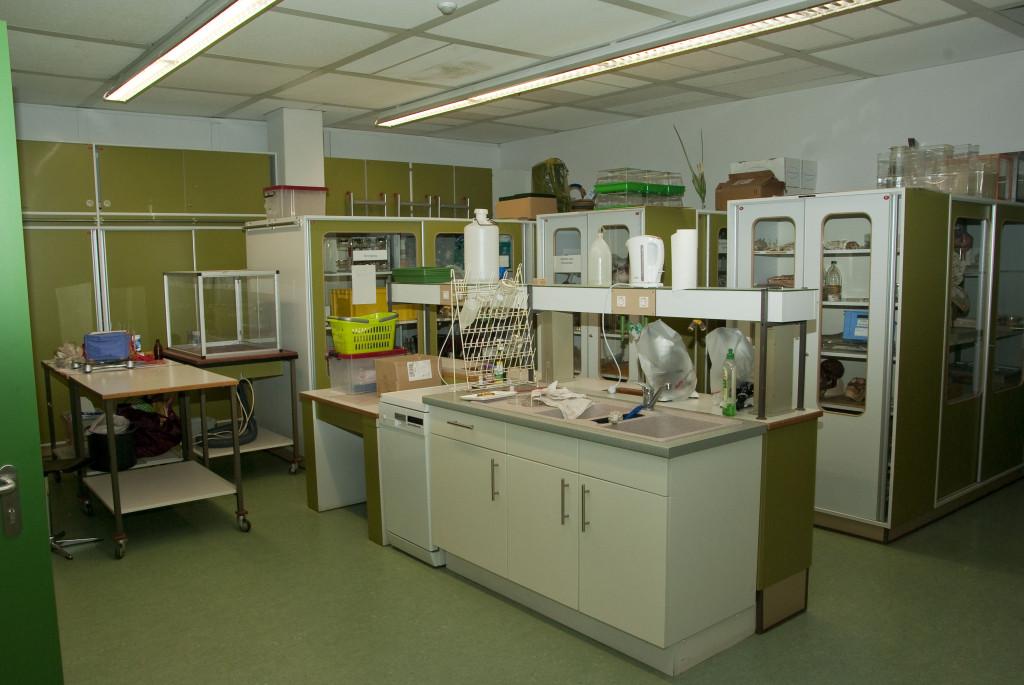Fachraum Chemie 3