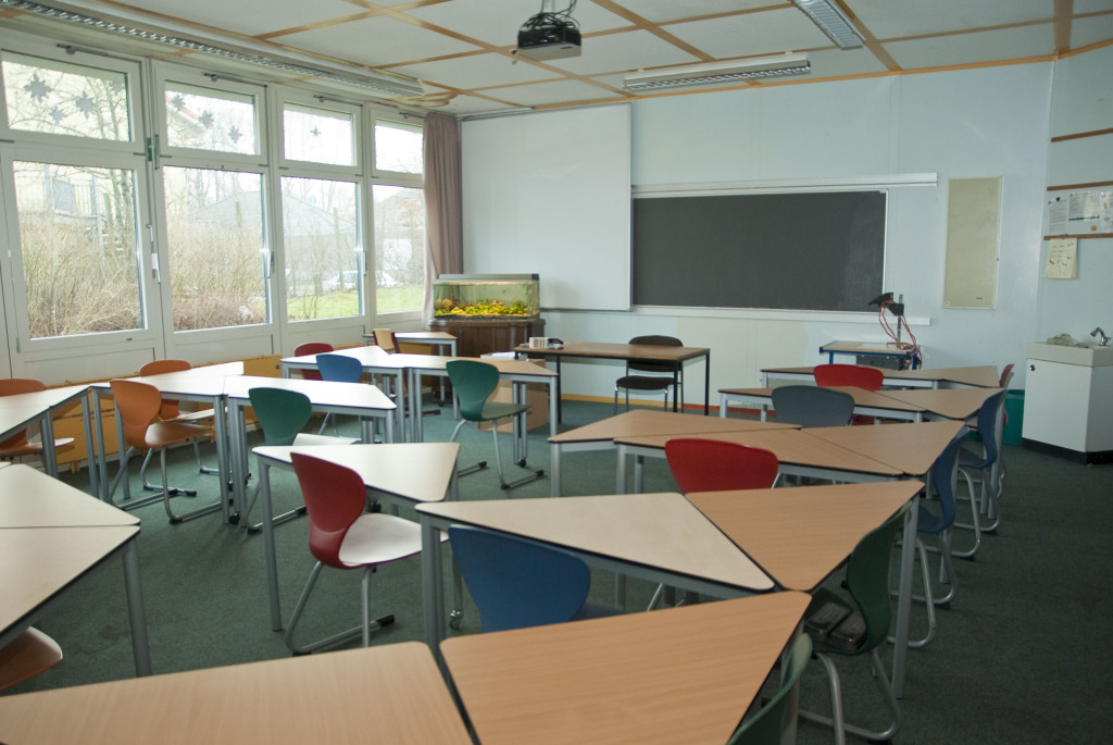 Klassenraum Altbau 1a