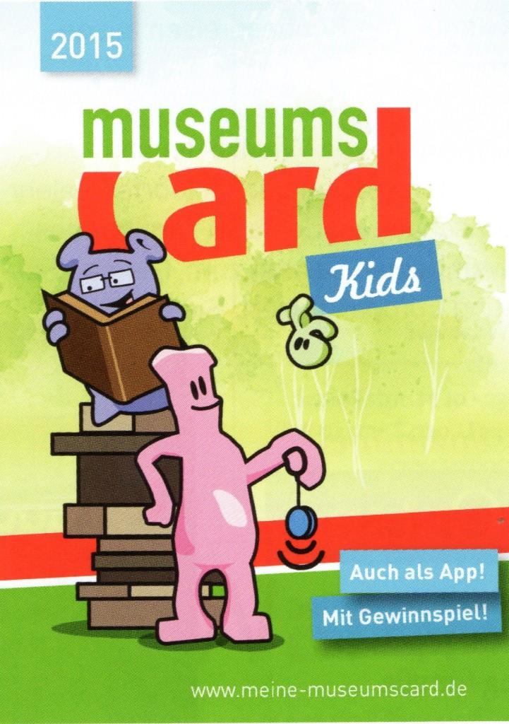 Museumscard Kids