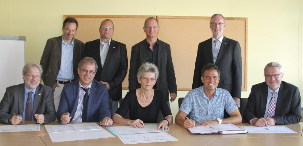 Kooperationsvertrag (Bild für Homepage)